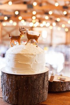 10 Super Sweet Small Wedding Cakes - Rustic Wedding Chic