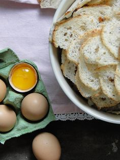 Bavarian bread dumplings - Semmelknödel mamangerie   food & photos