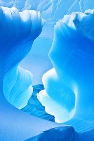 Antarctica. Top of my travel wish list.