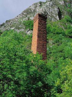 Minas de Texeo (Riosa)