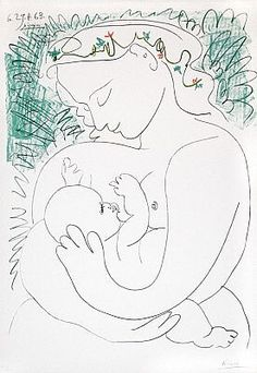 Pablo Picasso Lithographs, Etchings, and Ceramics
