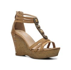 Wedge Sandals Women's Shoes High Heel Size 7 | DSW.com