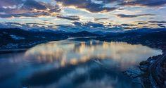 Sonnenuntergang am Wörthersee Klagenfurt, Mountains, Nature, Travel, Facebook, Sunset, Tours, Naturaleza, Viajes