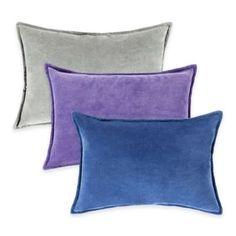Surya Velizh Polyester Throw Pillow - BedBathandBeyond.com
