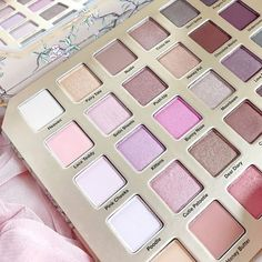 Too Faced Natural Love Eyeshadow Palette | Love, Catherine #eyeshadowsnatural