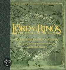 THE LORD OF THE RINGS ORIGINAL SCORES | The Lord Of The Rings 3 - The Return Of The King: The Complete ...
