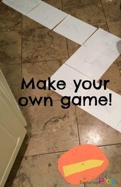 Make your own game: Pinterest in Real Life
