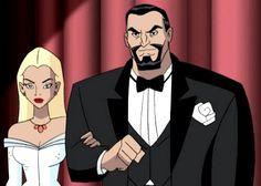 Vandal Savage and Audrey
