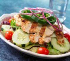 12 High-Fiber, Healthy Menu Ideas: Menu #11 - Easy Menu