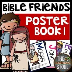 People of the bible posters.