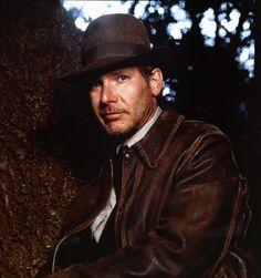 "Henry ""Indiana"" Jones"" Jr. (Harrison Ford) - Indiana Jones and the Last Crusade (1989)"