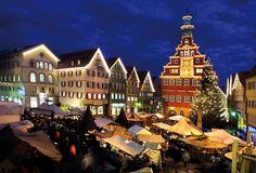 Esslingen Medieval and Christmas Market