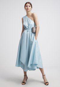 Tibi - Cocktailkleid / festliches Kleid - mizu blue