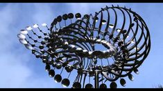 Kinetic Sculptures Powered by the Wind by Anthony Howe - YouTube