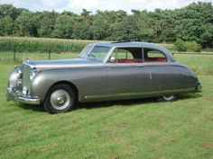 1949 Bentley Mark VI - James Young Coupe | Classic Driver Market