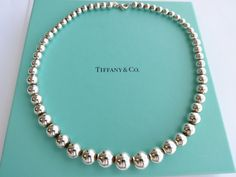 Authentic Tiffany and Co. Classic Sterling by BlondeeesTreasures - Really nice! Just my style!
