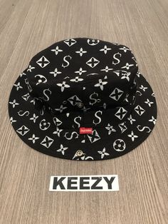 Supreme Louis Vuitton Bucket Hat 2000 Rare LV One Size (eBay Link) Bucket  Hat cf958357f175