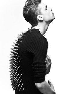 #spikes #porcupine