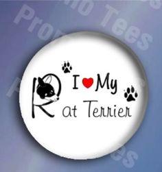 I LOVE my RAT Terrier