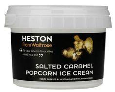 heston b ice cream