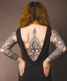 female back tattoos#tattoos