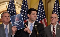 Republicans punish the poor for having the nerve to get sick