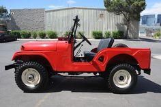 jeep cj postal   Jeep : Cj Willys Cj5 1960 Willys Jeep Cj5 Frameoff Resto 36k Orig ...