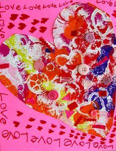 "From exhibit ""Valentine Printmaking""  by Vianca31"