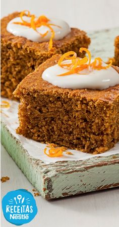 Bolos Light, Candy Cakes, I Love Food, Vanilla Cake, Vegan Recipes, Food And Drink, Low Carb, Favorite Recipes, Sweets