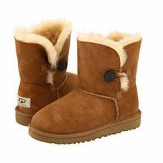 Ugg Bailey Button Kids Boot