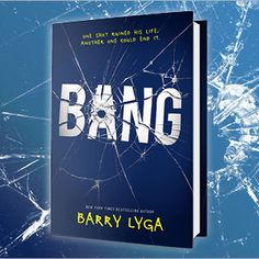Weekend Giveaway: Bang By Barry Lyga