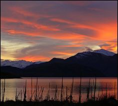 Lake Wanaka, Otago, South Island NZ