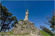 Baiona. Virgen de la Roca