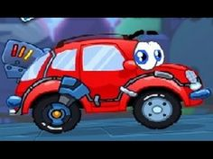 wheely 4 time travel car games cartoon for children free online game