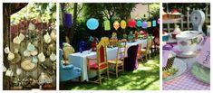 Mad hatters tea party ideas decor wonderland