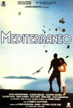 #Mediterraneo Italian #Movie - An antiwar story
