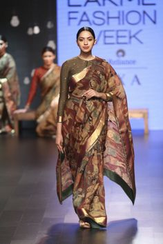 Gaurang at Lakmé Fashion Week winter/festive 2017
