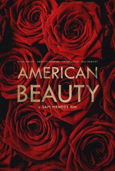 American Beauty - movie poster - Edward Julian Moran II