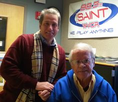 He's 73 and a ball of energy. Hear what Bob Coyle means when he says students aren't trained to think. Friday, 4:30 pm, on FM 88.3 and wvcr.com