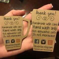 Washing instructions for items that have vinyl via CleverRose