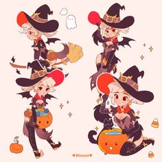 Witch Mercy, witch in training! (。´∀`)ノ x sticker sheet, 4 stickers, each Printed on vinyl (water and tear-resistant). Overwatch Comic, Overwatch Memes, Overwatch Fan Art, Harry Potter Film, Character Concept, Character Art, Game Design, Chibi, O Gas