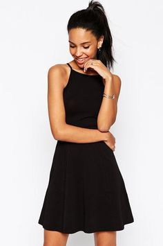 Under-$50 Dresses That Only Look Expensive #refinery29  http://www.refinery29.com/cheap-sundresses#slide-10  The perfect dress for day-to-night — with a '90s twist.