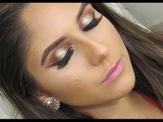 Maquiagem em pele MADURA. - YouTube