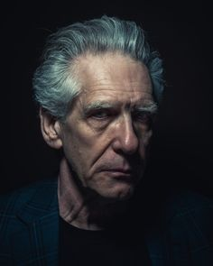 David Cronenberg | by Yann Rabanier, Cannes, 2014