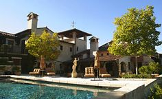10 of the Most Expensive Celebrity Homes - Joe Montana - $35 million
