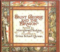 St. George and the Dragon activities and crafts from Teach beside me  Lisa Review: Fabulous help for teaching about St. George and the time period.  Did you know the Red Cross gets it's name and symbol from St. George?