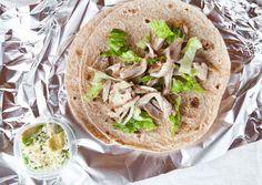 Chicken Soft Tacos