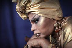 Elza Soares usa turbante / jahsaude