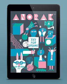 Anorak Magazine - Home