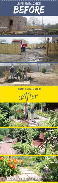 An Urban Revitalization Project (click for a video!)